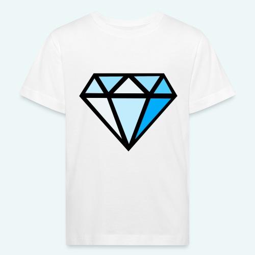 FCTimantti logo ilman tekstia - Lasten luonnonmukainen t-paita
