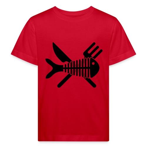 Poisson couvert - T-shirt bio Enfant