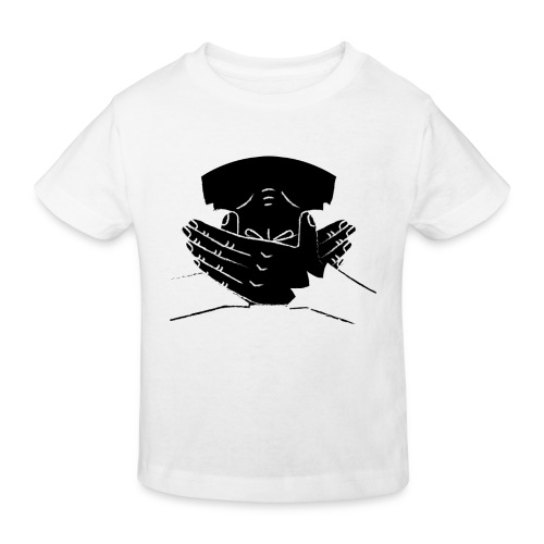 Give them the words - Kids' Organic T-Shirt