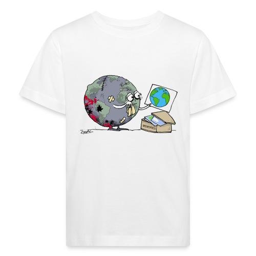 Memories - Kids' Organic T-Shirt