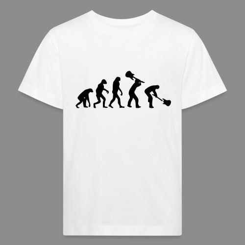 Evolution Rock - Camiseta ecológica niño