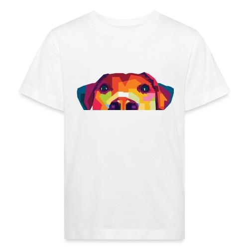 Hunde WPAP Design - Kinder Bio-T-Shirt