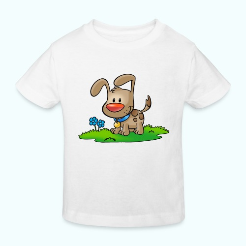 doggy 01 - Kids' Organic T-Shirt