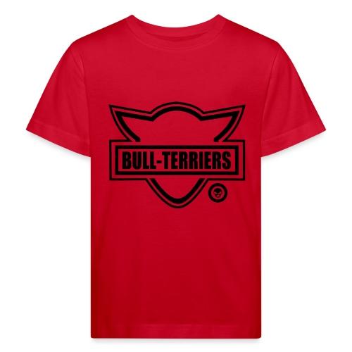 Bull Terrier Original Logo - Kids' Organic T-Shirt