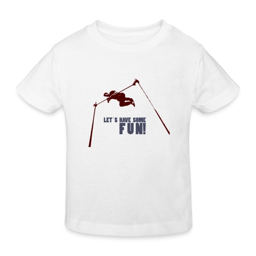 Let s have some FUN - Kinderen Bio-T-shirt