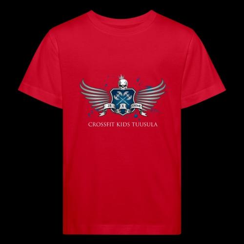 CrossFit kids Tuusula - Lasten luonnonmukainen t-paita