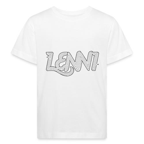 Lenni transparent - Lasten luonnonmukainen t-paita