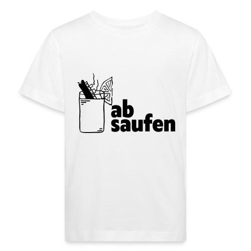absaufen - Kinder Bio-T-Shirt