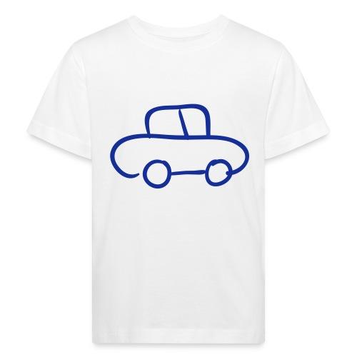Van Line Drawing Pixellamb - Kinder Bio-T-Shirt