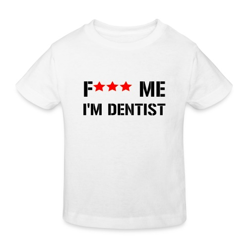 F me noir min png - T-shirt bio Enfant