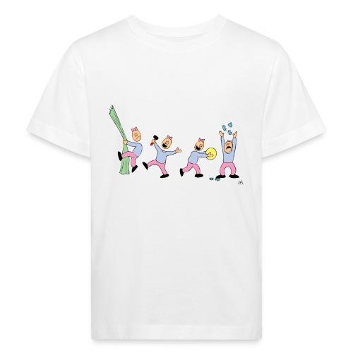 toern babybody - Økologisk T-skjorte for barn