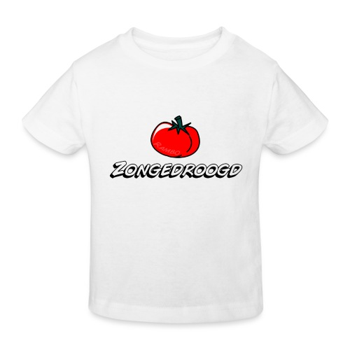 ZONGEDROOGD - Kinderen Bio-T-shirt