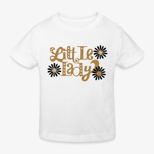 large_little-lady - T-shirt bio Enfant