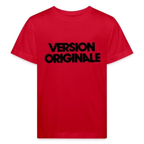 Version Original - T-shirt bio Enfant