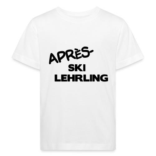 Après Ski Lehrling, Winter Shirt - Kinder Bio-T-Shirt