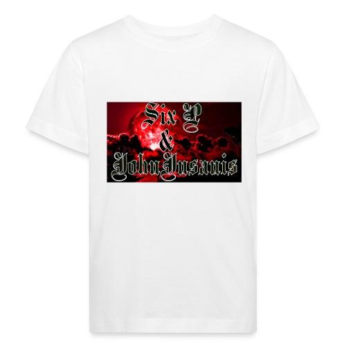 Six P & John Insanis Cap - Lasten luonnonmukainen t-paita