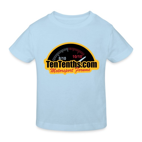3Colour_Logo - Kids' Organic T-Shirt