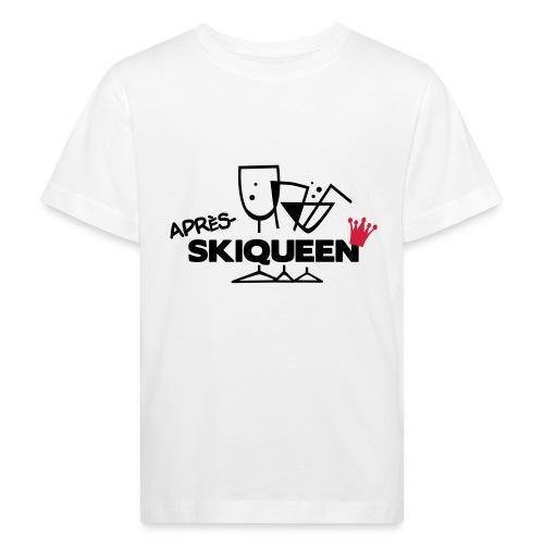 Apres Ski Queen - Kinder Bio-T-Shirt