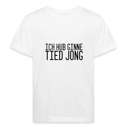 Ginne tied - Kinderen Bio-T-shirt
