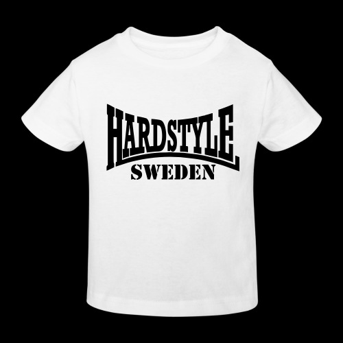 hardstyle - Ekologisk T-shirt barn