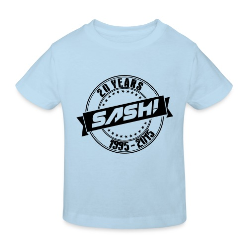 SASH! ***20 Years*** - Kids' Organic T-Shirt