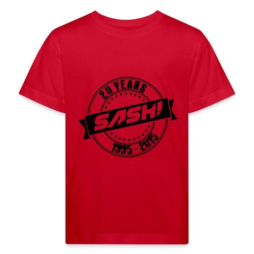 SASH! ***20 Years*** - Kids' Organic T-Shirt