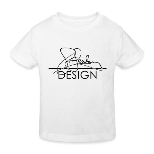 sasealey design logo png - Kids' Organic T-Shirt