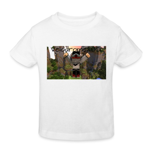 Velodrome2001 Tröja! - Ekologisk T-shirt barn