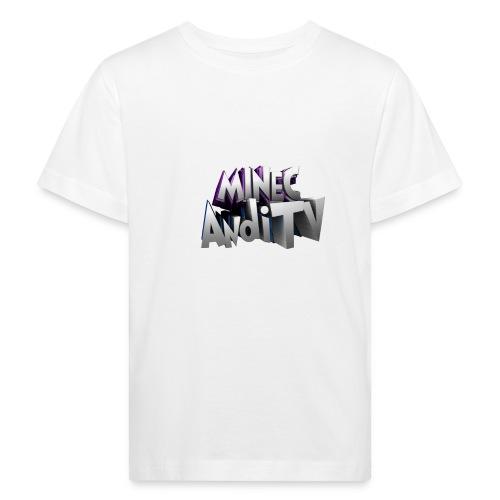 MinecAndiTV - Kinder Bio-T-Shirt