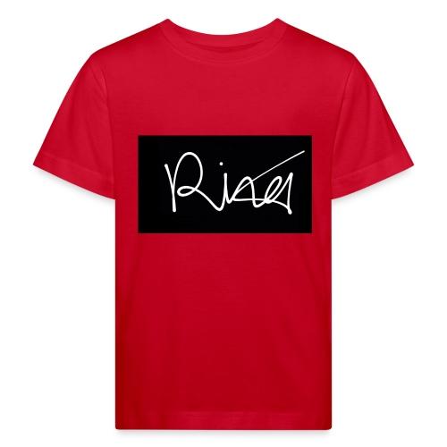 Autogramm - Kinder Bio-T-Shirt