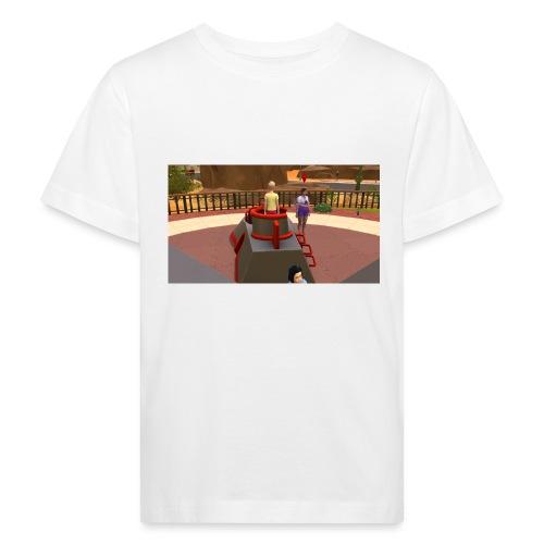 de leuken spilmacheen - Kinderen Bio-T-shirt