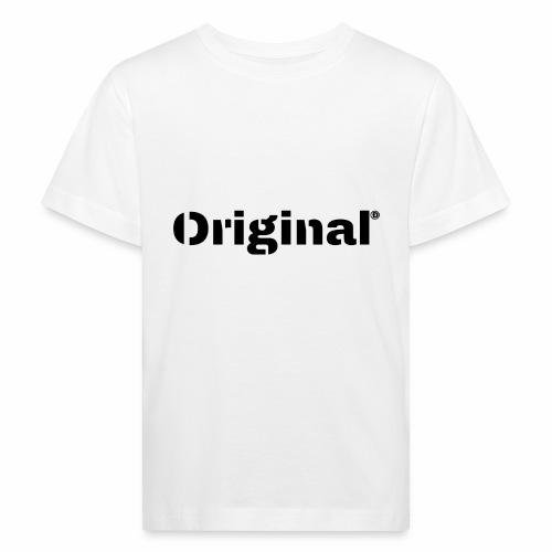 Original, by 4everDanu - Kinder Bio-T-Shirt