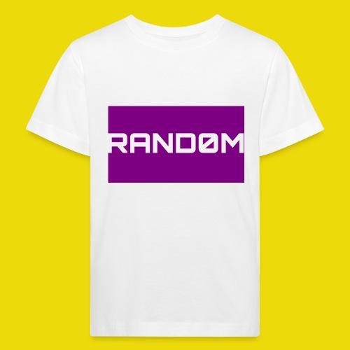 Random Logo - Kids' Organic T-Shirt