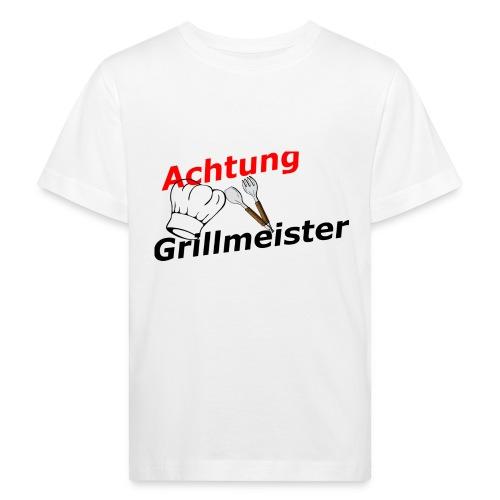 Grillmeister - Kinder Bio-T-Shirt