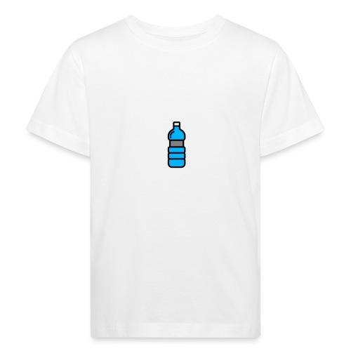 Bottlenet Tshirt Grijs - Kinderen Bio-T-shirt