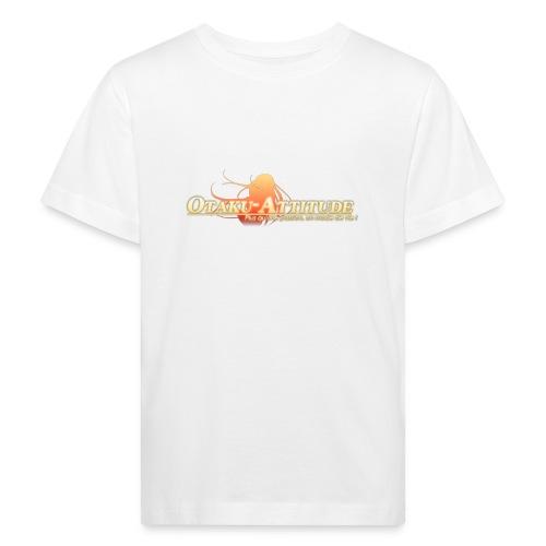 logo oa v3 v1 fond clair - T-shirt bio Enfant
