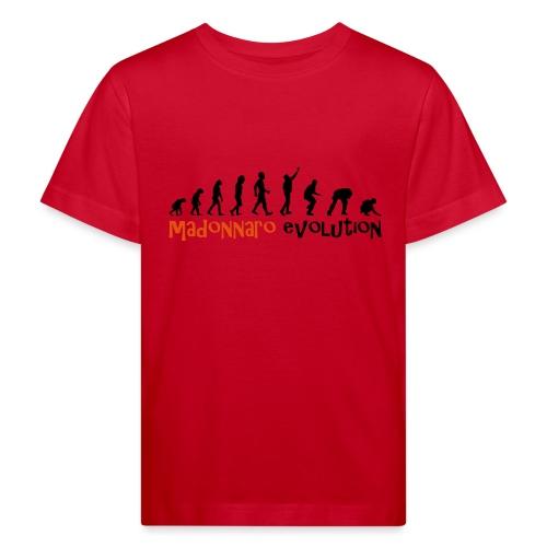 madonnaro evolution original - Kids' Organic T-Shirt