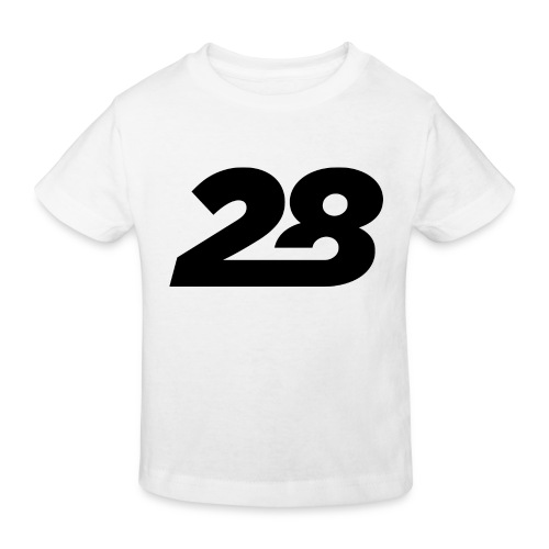 28 - Kids' Organic T-Shirt