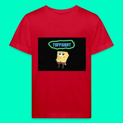 Topsight - Ekologisk T-shirt barn