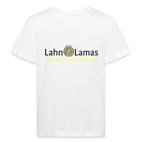 Lahn Lamas - Kinder Bio-T-Shirt