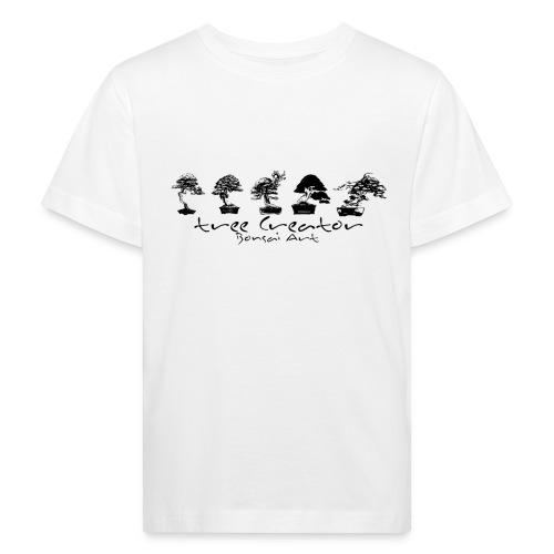 tree creator bonsa art horizon - T-shirt bio Enfant
