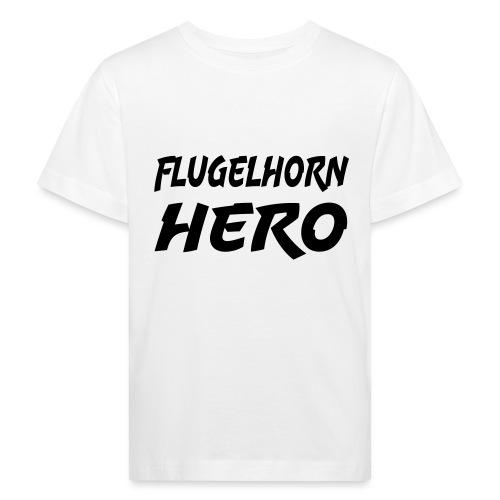 Flugelhorn Hero - Økologisk T-skjorte for barn