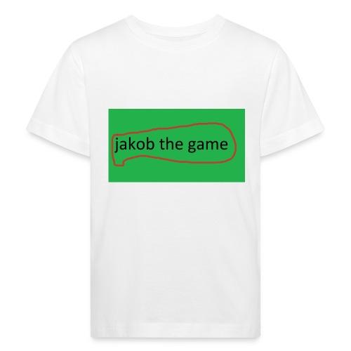 jakob the game - Organic børne shirt