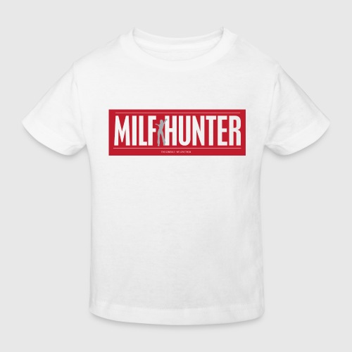 MILFHUNTER1 - Organic børne shirt