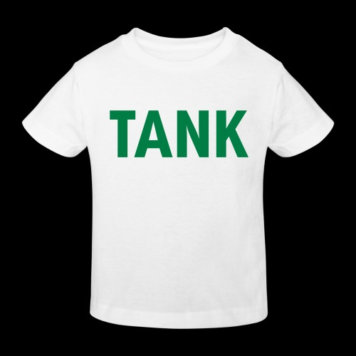 tank - Kinderen Bio-T-shirt