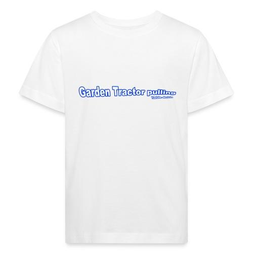 Garden Tractor pulling - Organic børne shirt