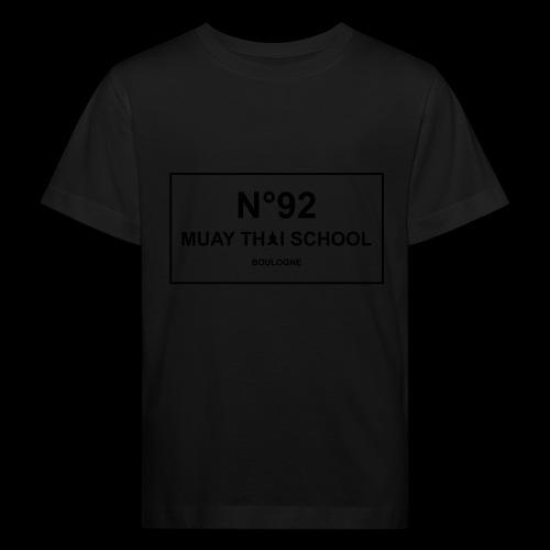 MTS92 N92 - T-shirt bio Enfant