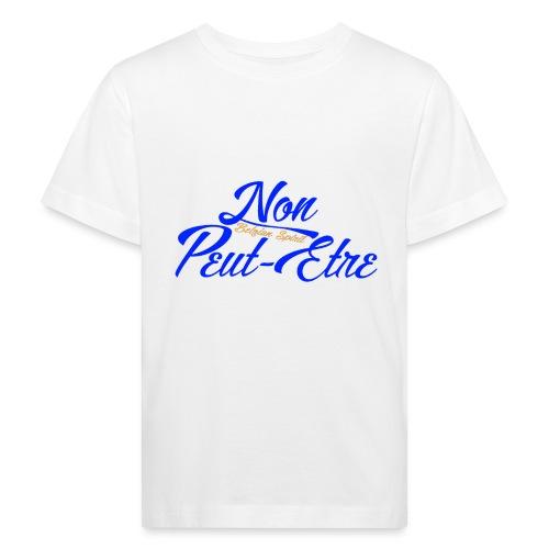 BELGIAN-NONPEUTETRE - T-shirt bio Enfant