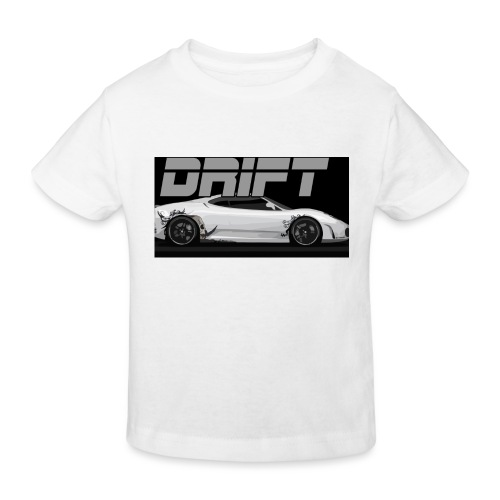 drift - Kids' Organic T-Shirt