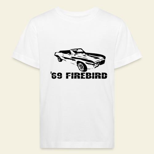 firebird small - Organic børne shirt